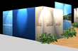VERSION COMPOSITE - Stand d'exposition
